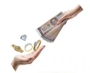 รับซื้อแหวนเพชร ด้วยเงินสด